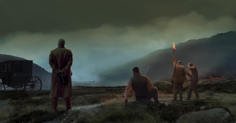 the fog | 2d художник (environment, props, illustration)