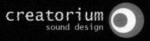 Creatorium logo small | Creatorium Sound Design предлагает услуги по озвучиванию игр и видео (добавил нарезку из оркестровых работ)