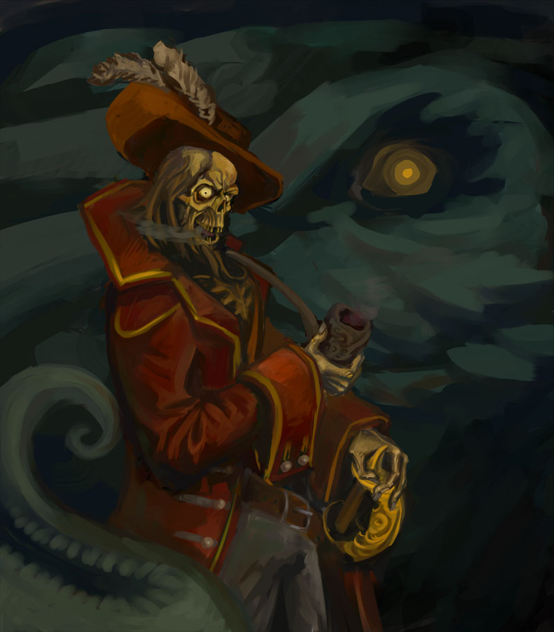015-ded-pirate | Бесконечное путешествие