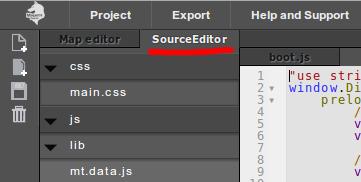 09_source_editor_tab | Сделай быстро игру используя Phaser и MightyEditor