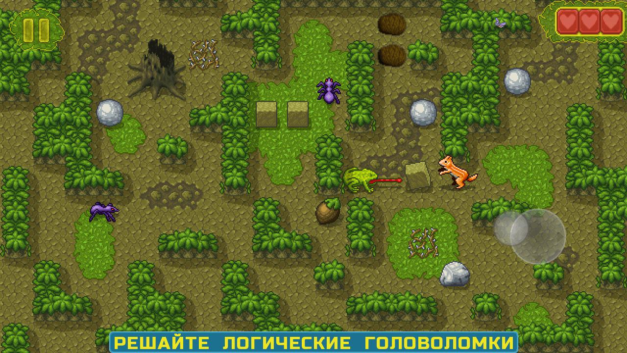1-reshaite_logicheskie_golovolomki | Chipmunk's Adventures / Приключения Бурундука [Android]