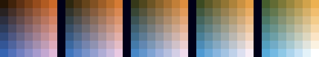 palette | Как сгенерировать красивый запутанный лабиринт.