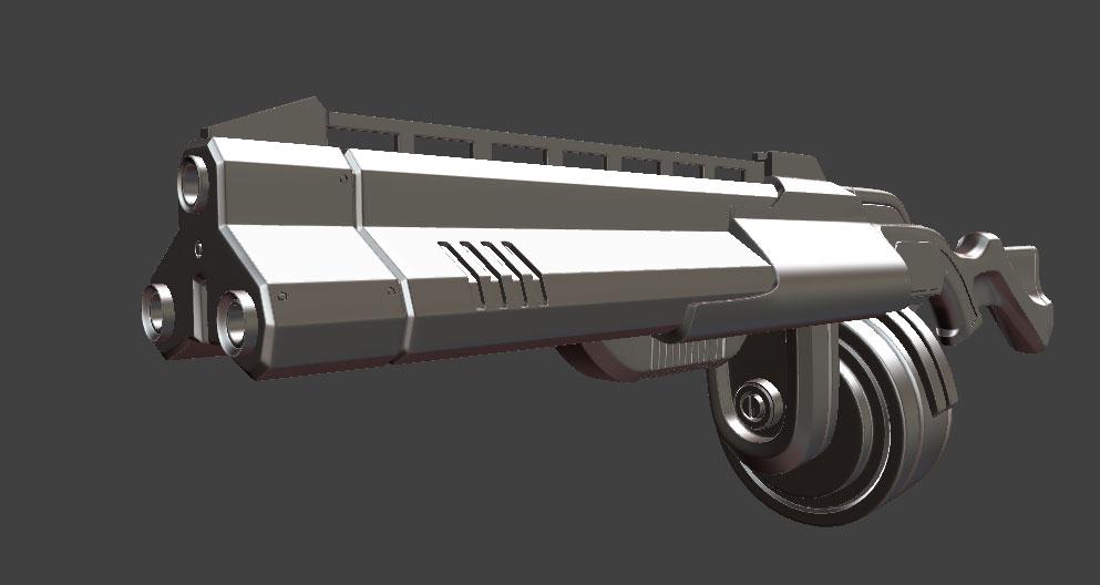 Shotgun | Ducat и 3D - понятия несовместимые...