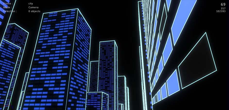 Киберпанк-город | Киберпанк-город - поиск стиля