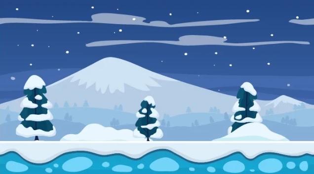 101 снег | Раннер про Санту