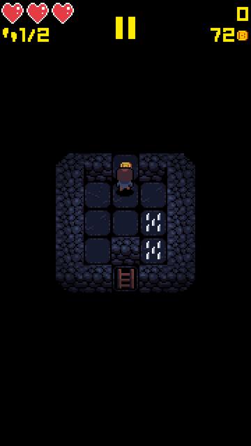 1053260 | [Puzzle] Cursed Dungeon [Релиз]