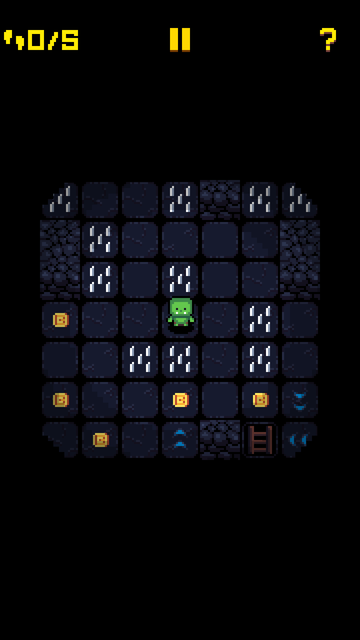 1053262 | [Puzzle] Cursed Dungeon [Релиз]