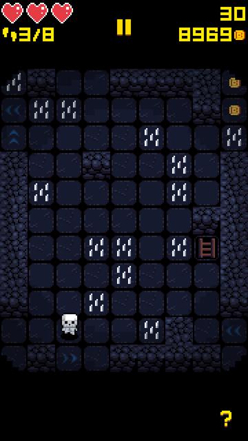 1053264 | [Puzzle] Cursed Dungeon [Релиз]