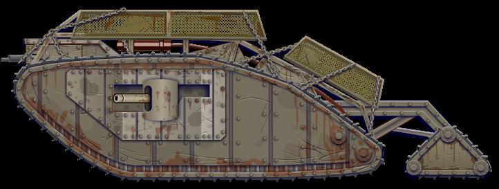 tank | Tamagocha рисует