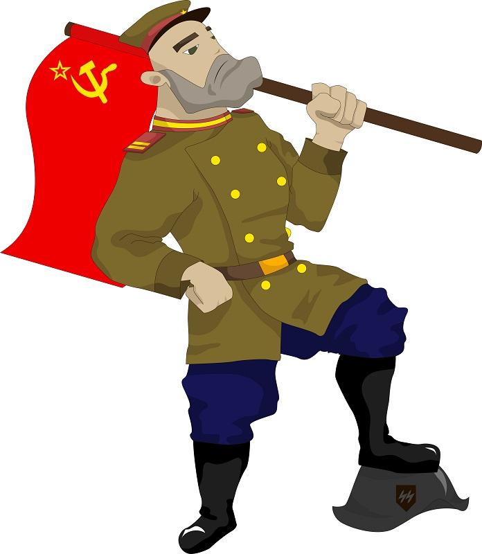 солдат | Tamagocha рисует