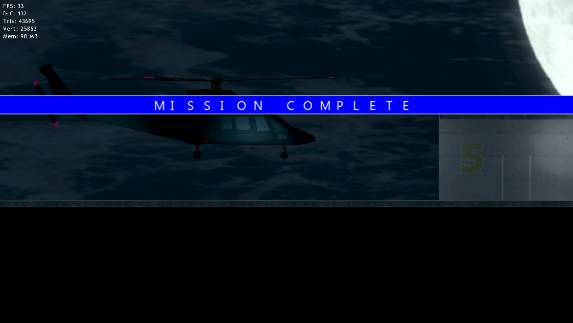 mission complete | Saboteur 3 - ниндзя возвращается