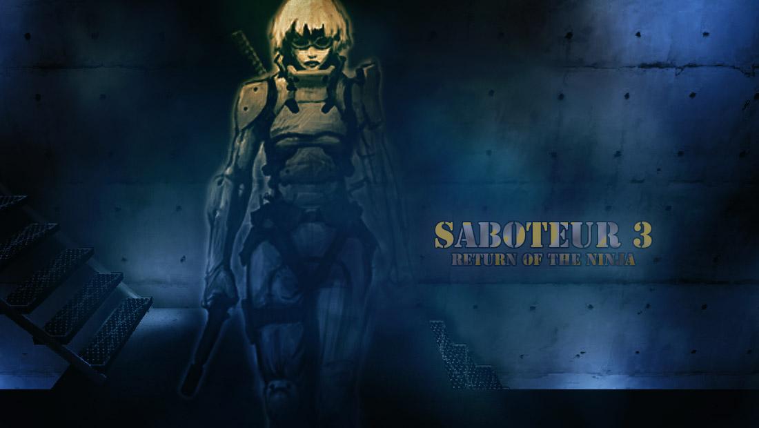 Saboteur 3: Return of the Ninja | Saboteur 3 - ниндзя возвращается