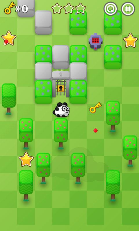pandachunky_1 | Panda Chunky [puzzle, arcade][Android, PC, Web]