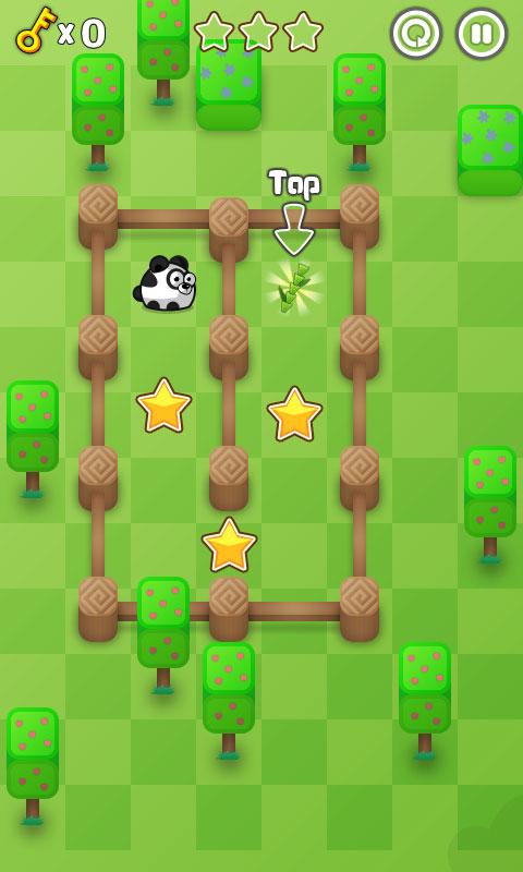 pandachunky_3 | Panda Chunky [puzzle, arcade][Android, PC, Web]