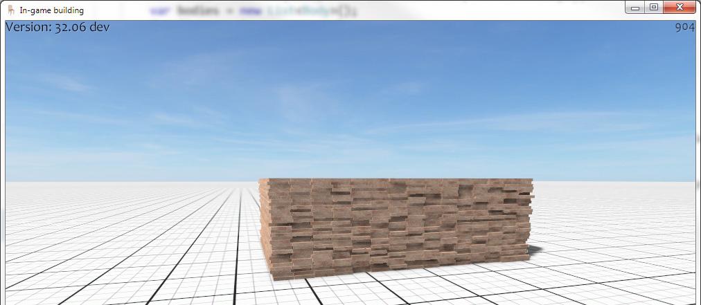 2 | Постройка зданий в игре вручную