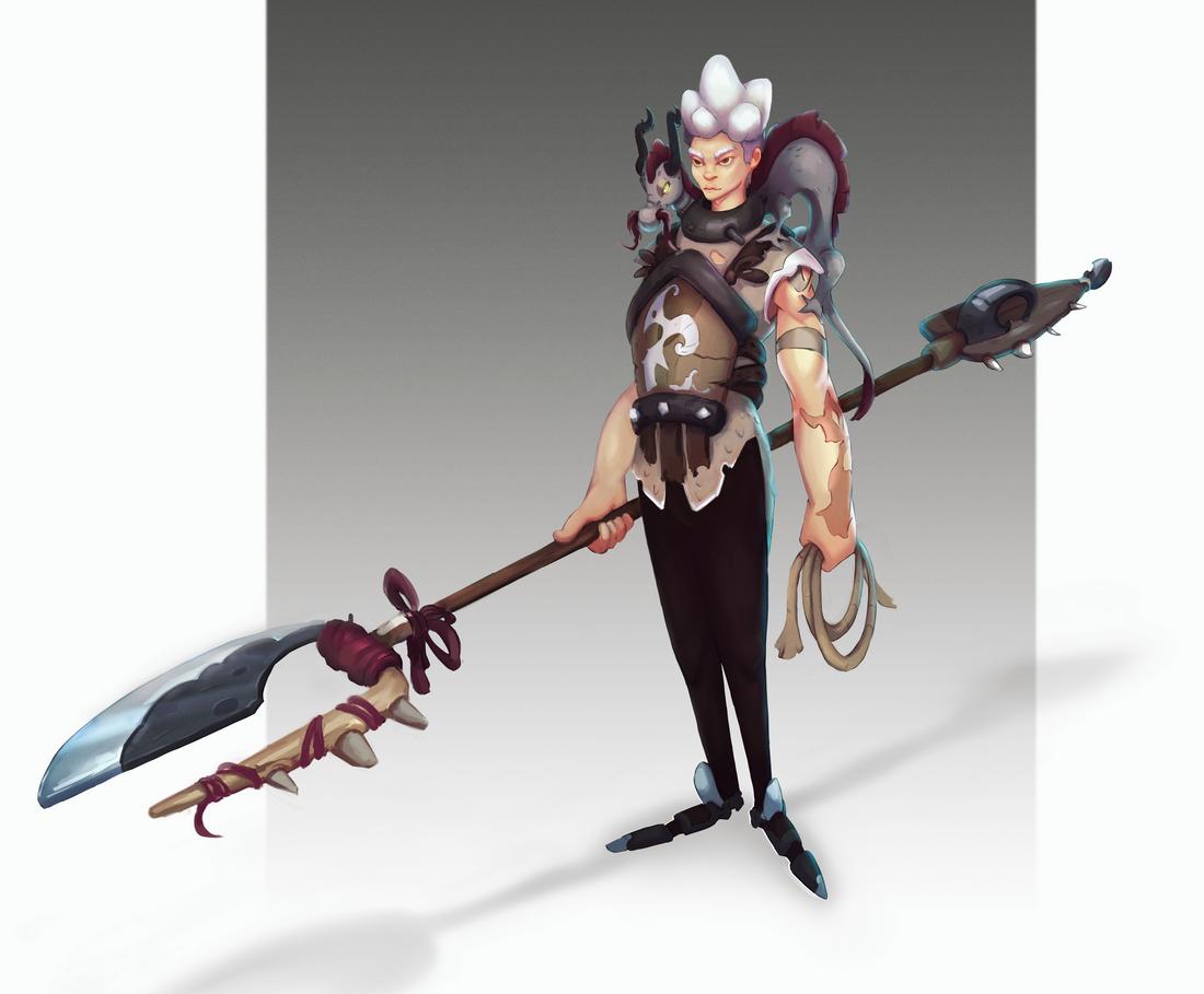 1100 | 2D-художник/Concept artist  (персонажи/оружие/пропсы)