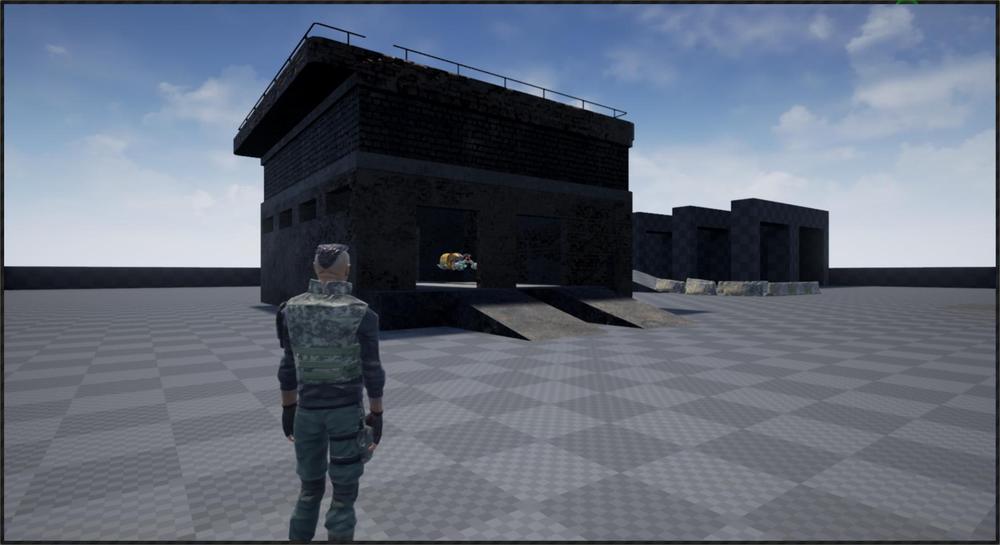 ScreenShot00004   Ищу соратников для создания демки на UE4