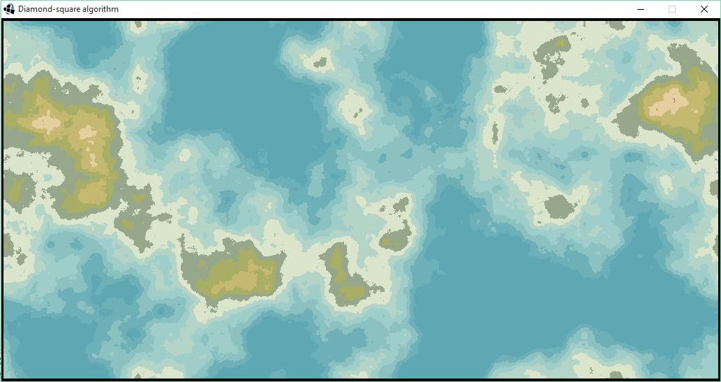 map | Мой генератор