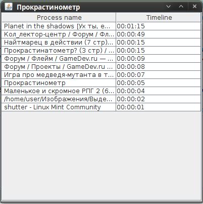 Выделение_002 | Прокрастинометр на Linux