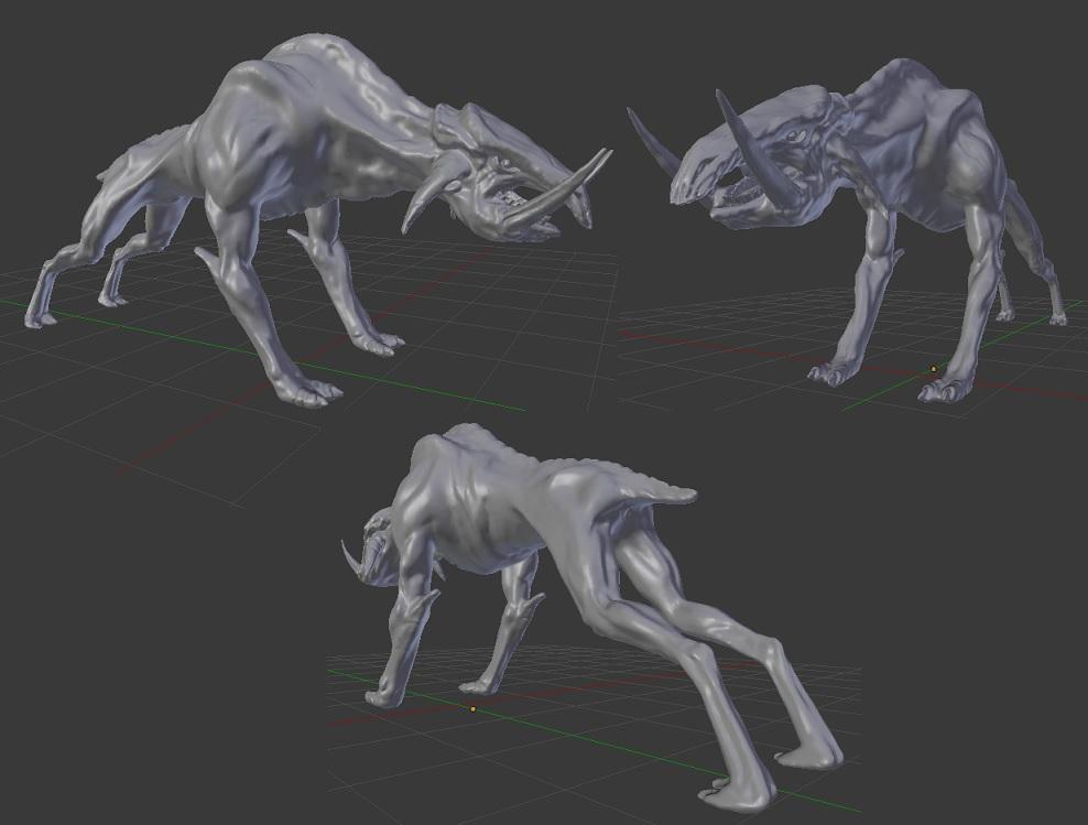 Безымянный | 3D модели  92+