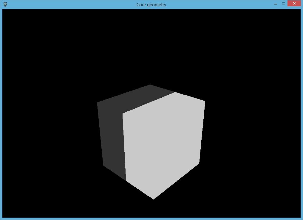 cube | Движок DGLE2 (Официальная тема, Новости)