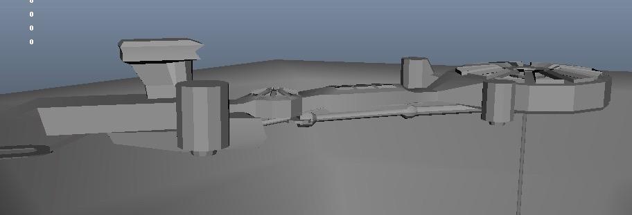2 | Нужна  лоуполи 3Dграфика космической тематики.