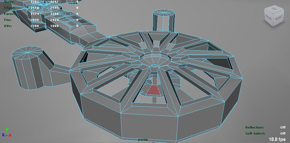 I1 | Нужна  лоуполи 3Dграфика космической тематики.