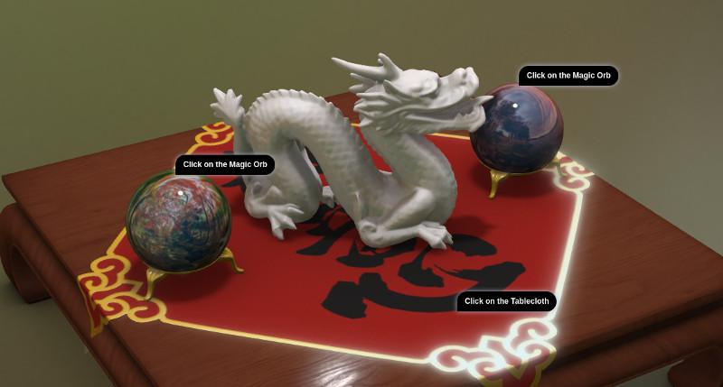 dragon | Релиз Blend4Web 16.05