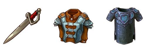 items | 2D художник удаленно (Tortuga Team)