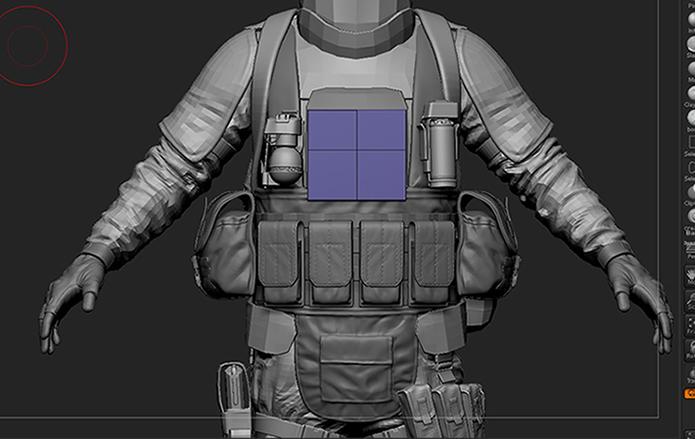 zzzz | wip моделька солдата