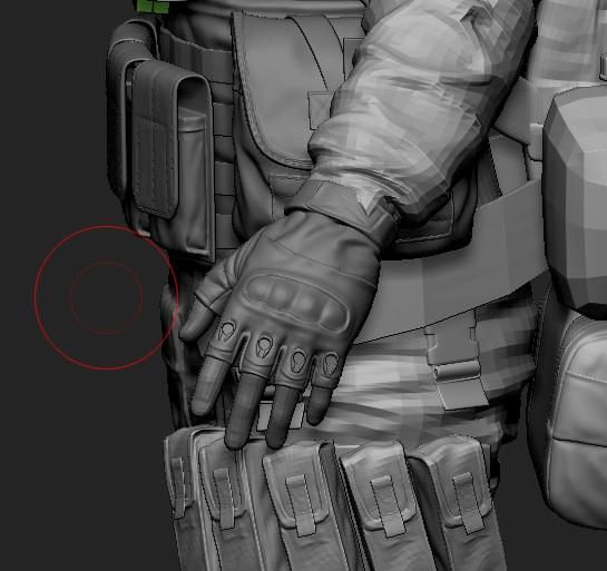 xxxxx   wip моделька солдата