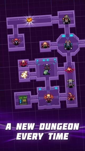 4 | Dead Shell: Подземелья мертвых [Android / BETA / Roguelike]