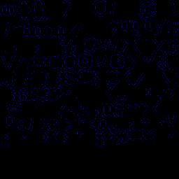font | [v 1.1] UBFG - Генератор растровых шрифтов