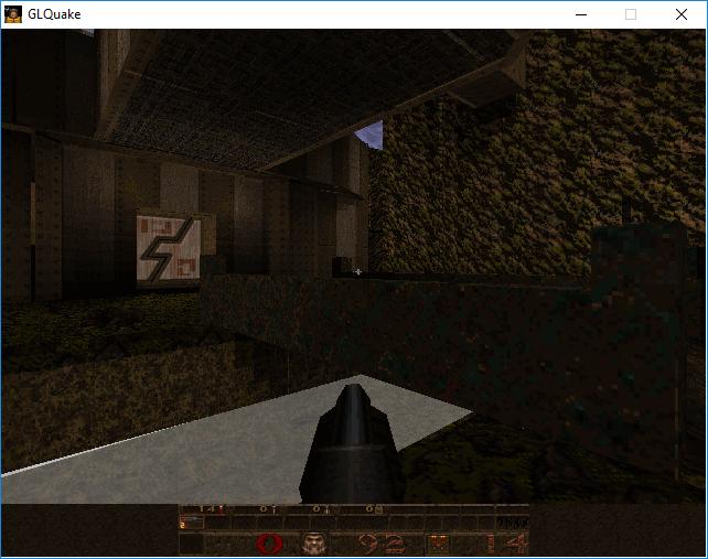 shot04 | Тестирование софт рендера Quake.