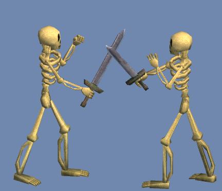 skeleton | Убийца диабло