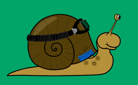 Snail | Fly for bubbles [головоломка 2D] [есть демо WebGL]