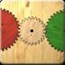 шестеренки лого | [android]Шестеренки логические пазлы