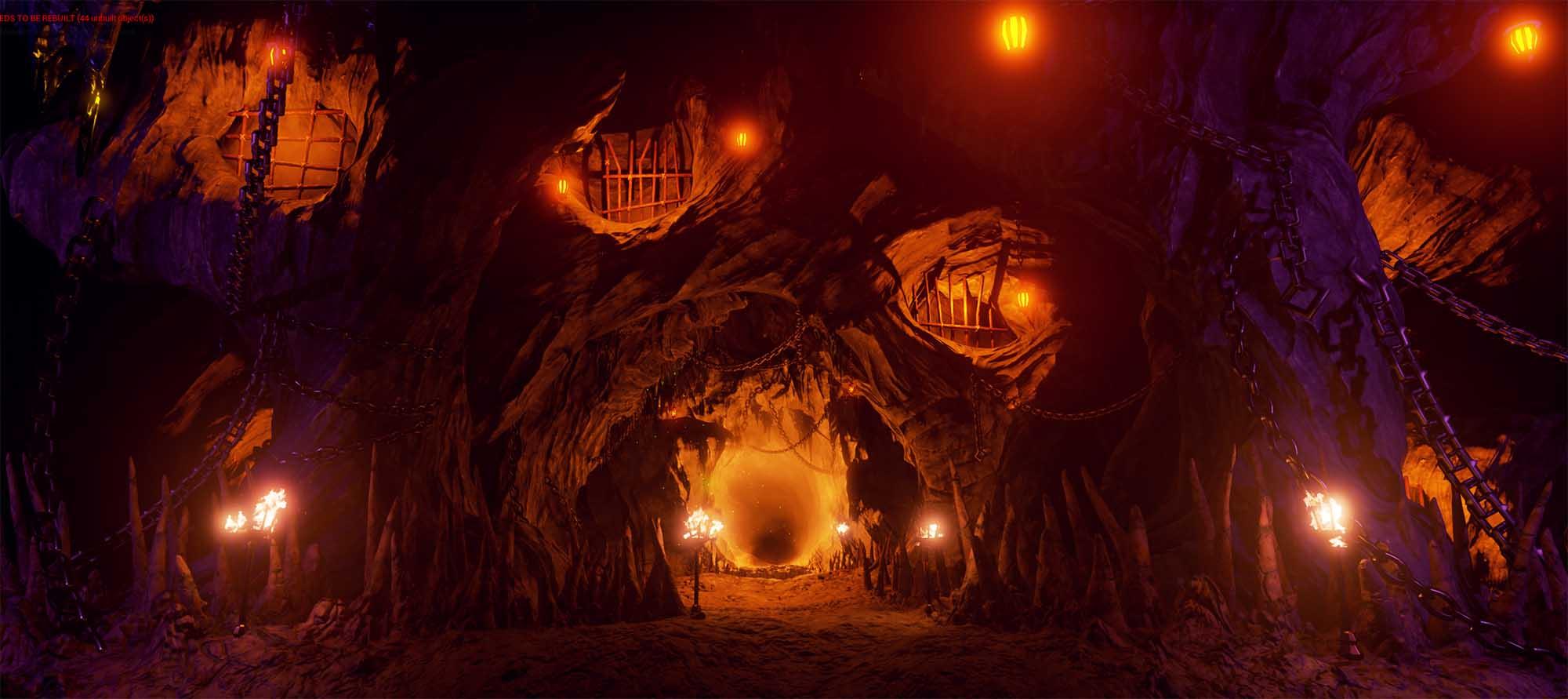 cave | 3D 2D Artist.Game Low-poly,sculpting (Персонажи,окружение и тд)