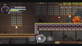 3 | Моя инди игра Pixel Shinobi