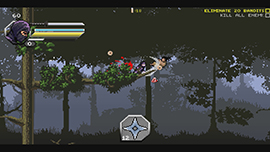 4 | Моя инди игра Pixel Shinobi