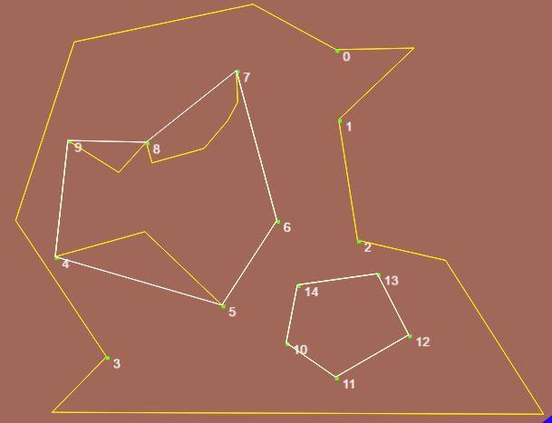 polygon_example | Построение графа видимости