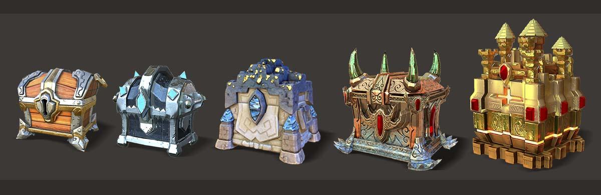 S1 | 3D 2D Artist.Game Low-poly,sculpting (Персонажи,окружение и тд)