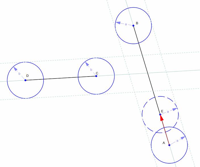 balls   Пересечение движущихся сфер