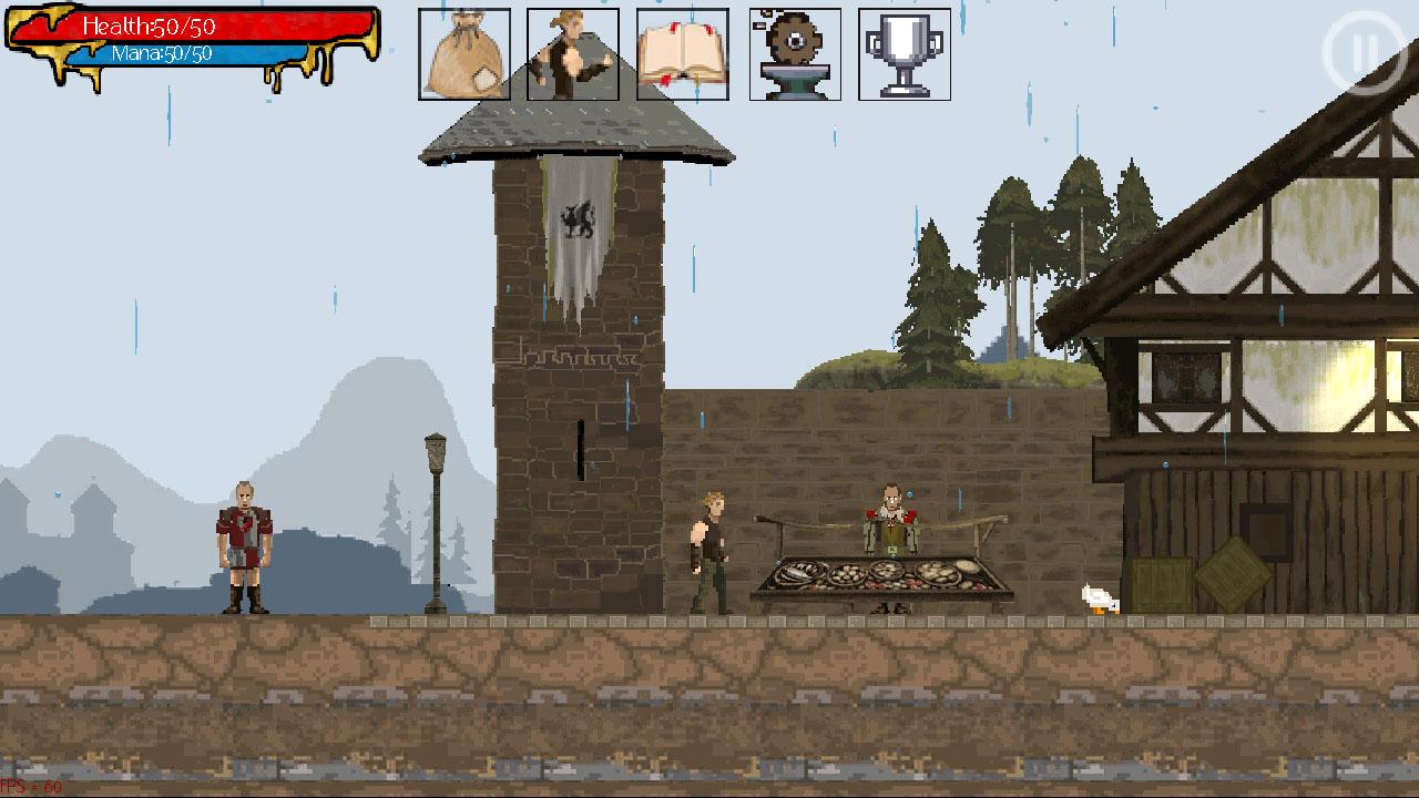 1 | ArnalliA - RPG platformer