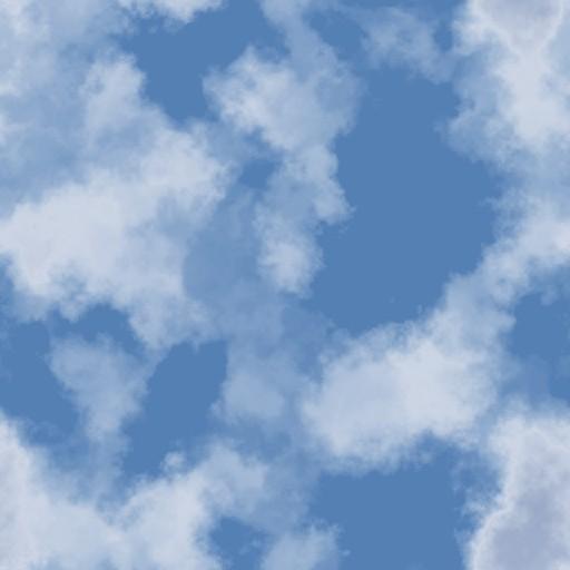 clouds   Практика процедурного текстурирования