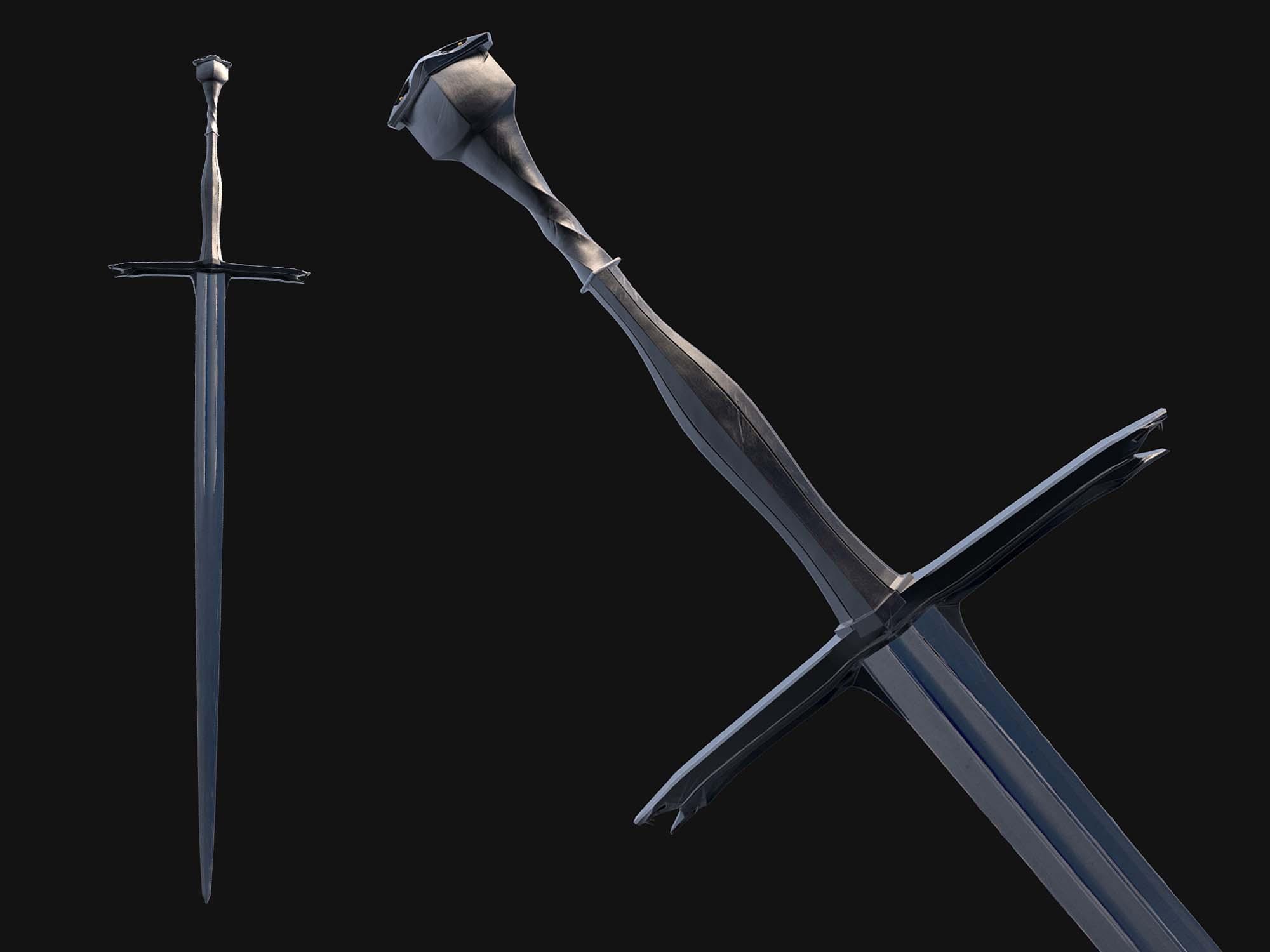 Sword | 3D artist