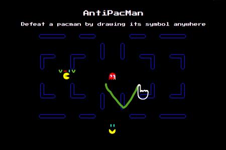 AntiPacMan | Игры, сделанные в рамках ГеймДжемов