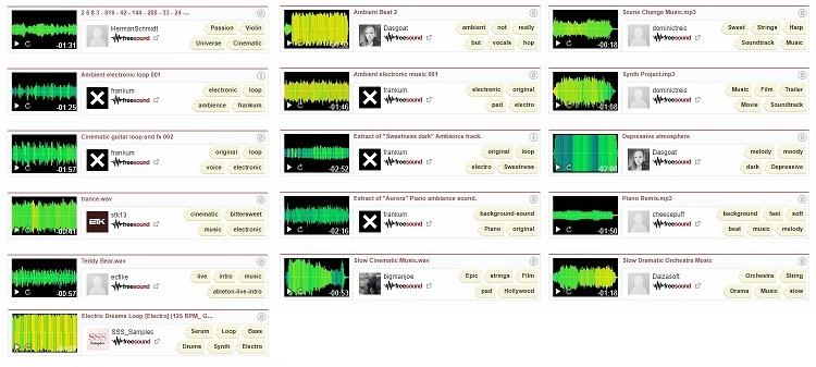 1 | Лицензия на аудио