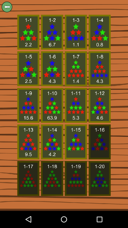 Garland Puzzle 3 | Garland Puzzle (Для конкурса игр на одном экране)