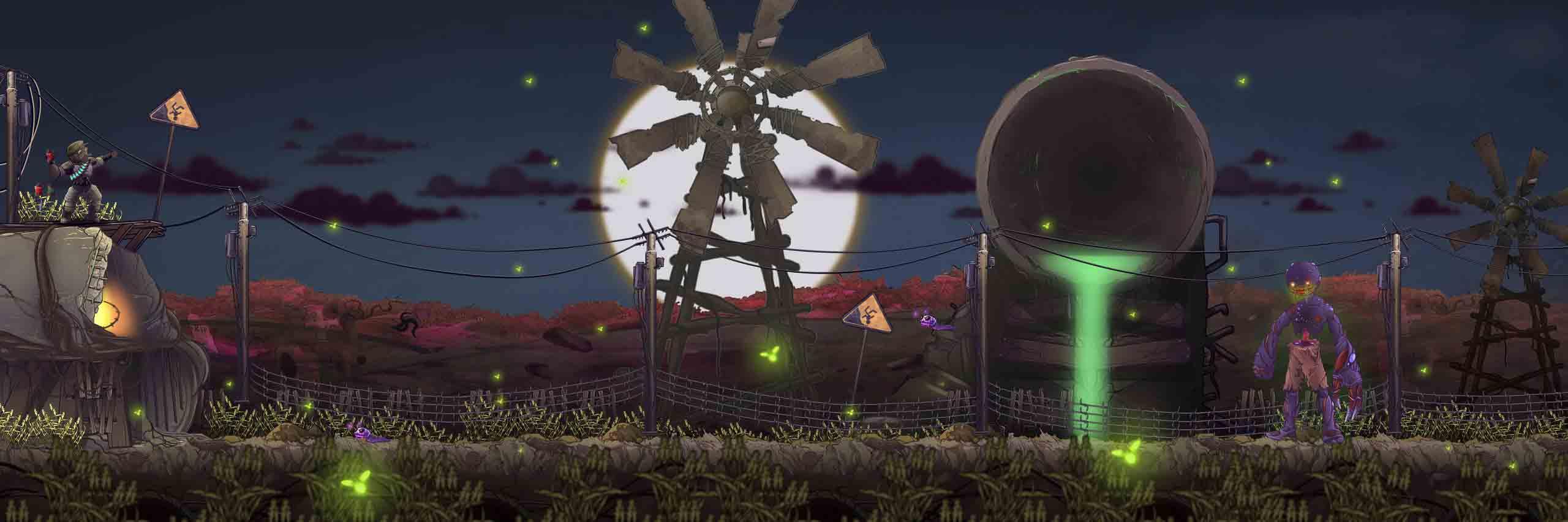 Тема   Stickman MonsterLends